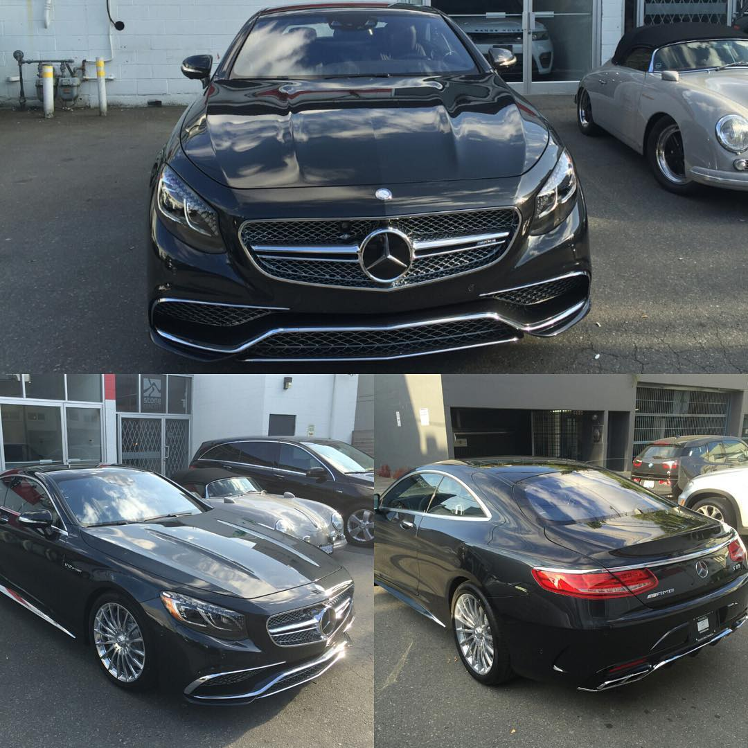 2016 MB S65 Coupe These S65s dont cease to amazehellip