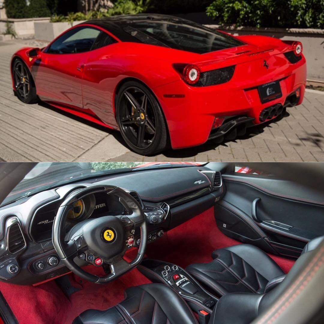 Ferrari 458 Last of the naturally aspirated cars we havehellip