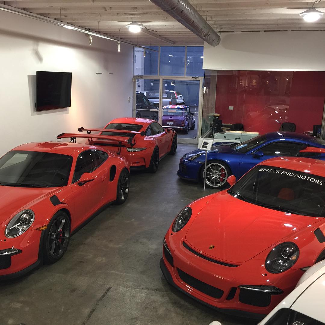 A few weeks ago we thought having 2 GT3RSs washellip