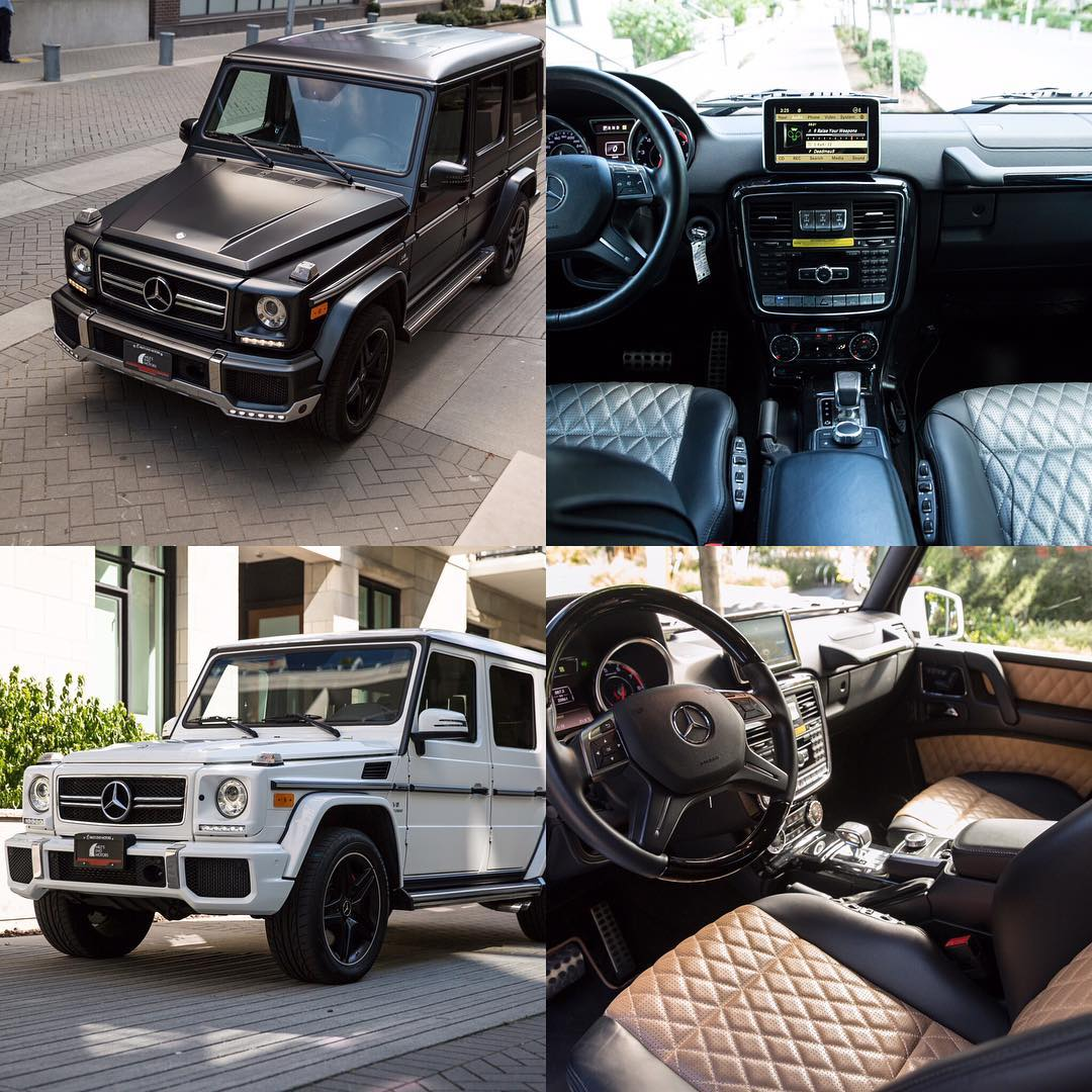 2013 and 2014 Mercedes Benz G wagons 2 to choosehellip