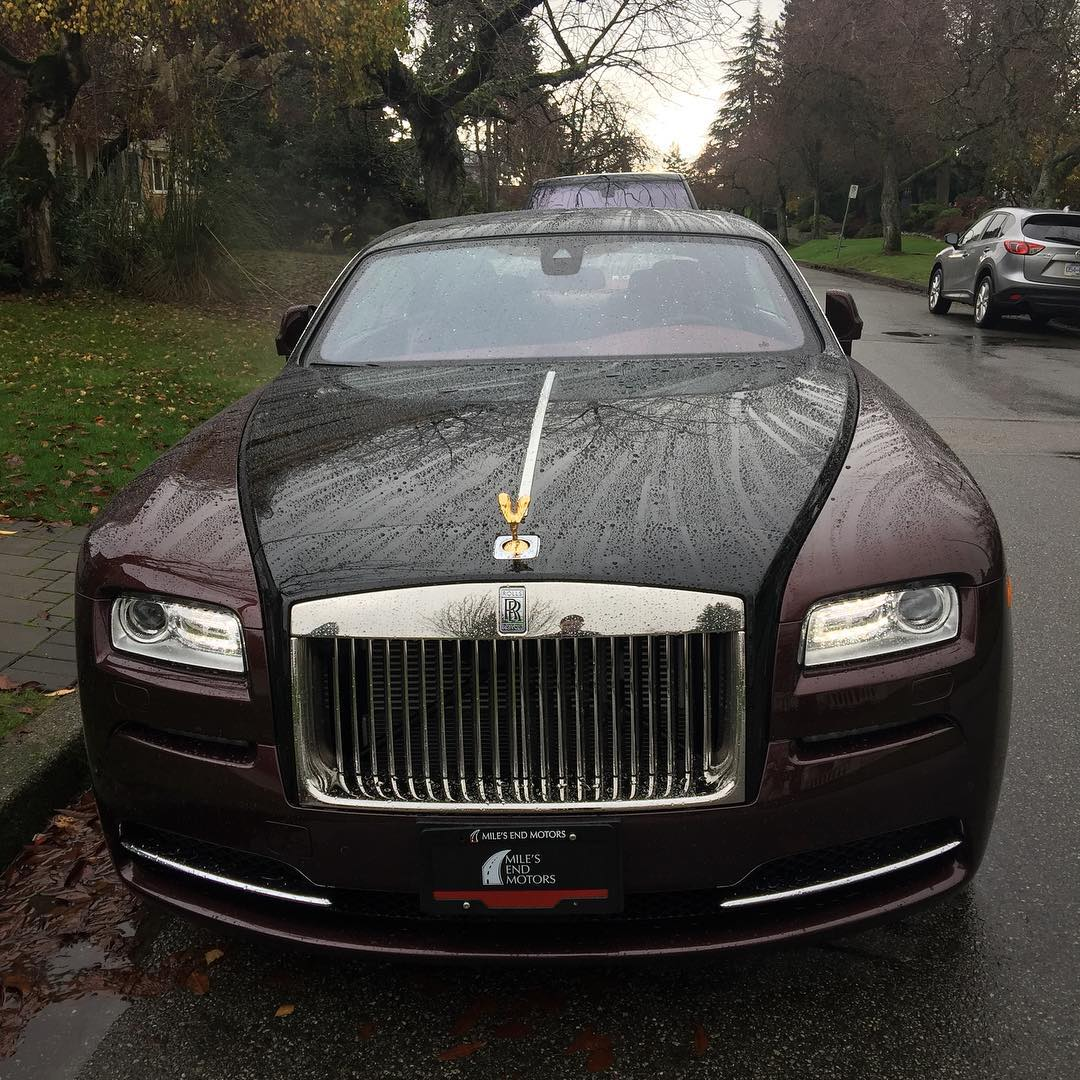 Just in!!! No expense spared Rolls Rolls Wraith From thehellip