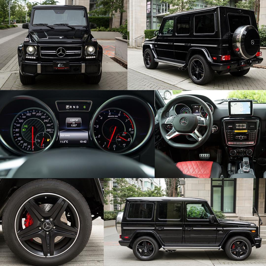 2016 MB G63 AMG Love it or hate it anhellip