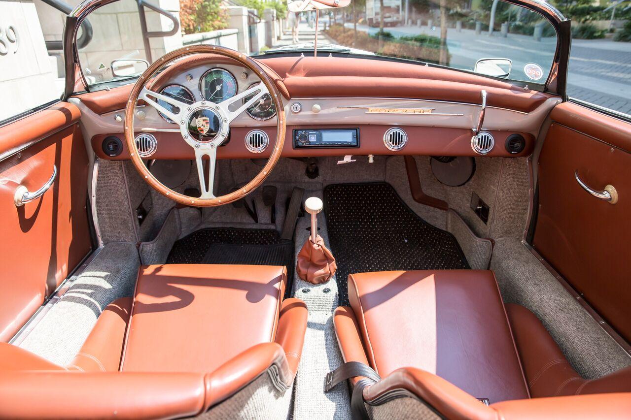 Image result for 356 Speedster pedals