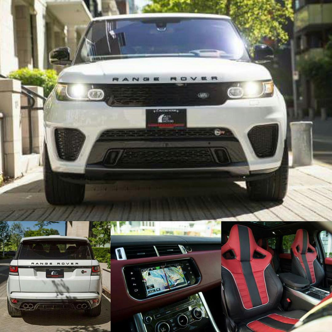 2016 Range Rover Sport SVR We had one of thesehellip