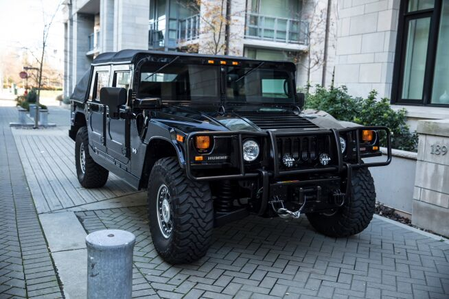 2006 Hummer H1 Alpha Mile S End Motors