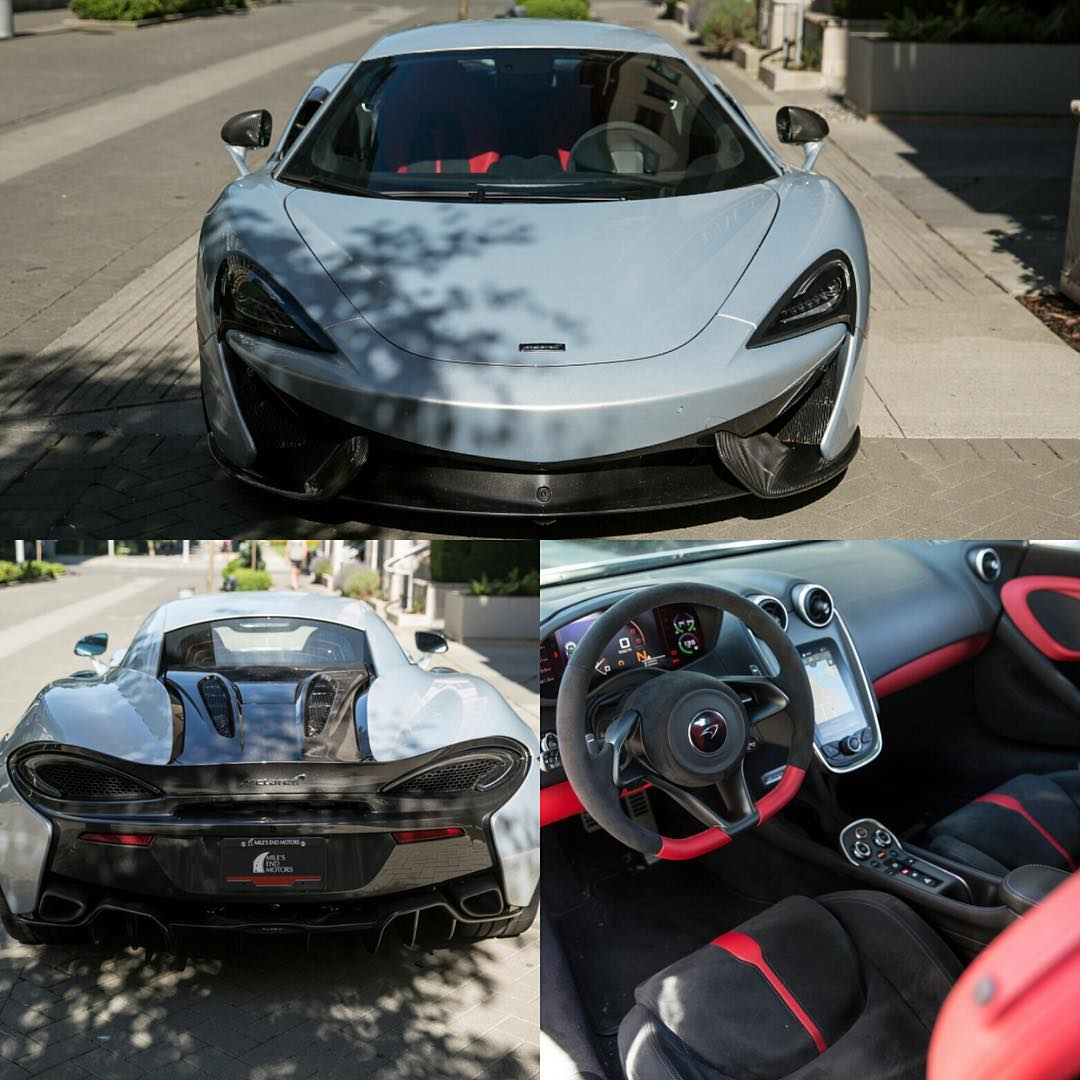 2016 Mclaren 570smore interior room and easier to get outhellip