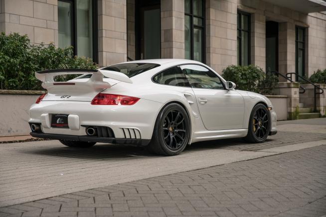 2008 Porsche 911 Gt2 9971 Miles End Motors