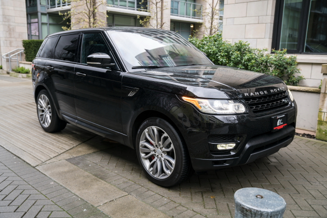 2016 Range Rover Sport Supercharged Dynamic Mile S End