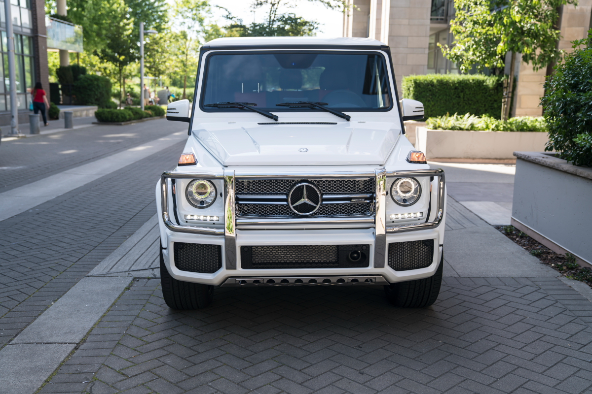 2017 mercedes benz g65 amg suv mile 39 s end motors for Mercedes benz g65 price