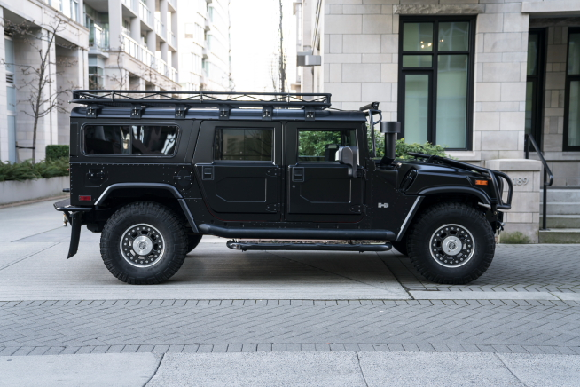 2006 Hummer H1 Alpha Wagon Mile S End Motors