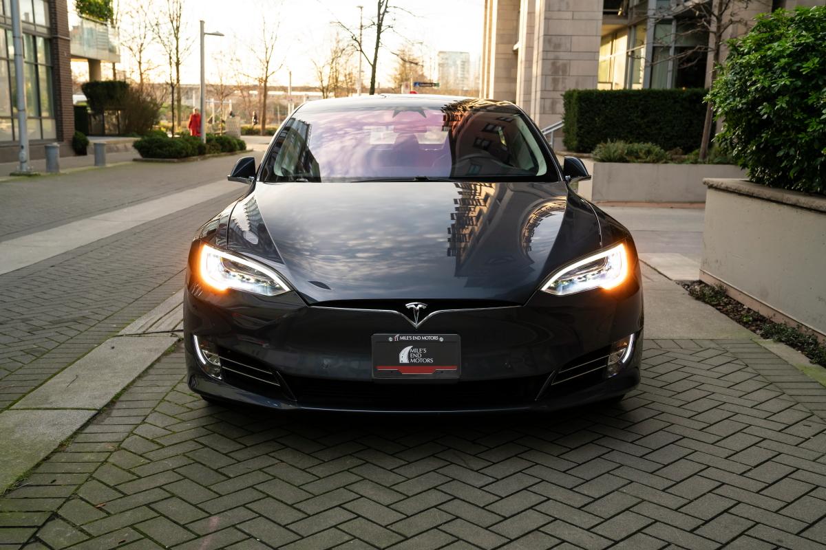 2017 Tesla Model S 100d Mile S End Motors